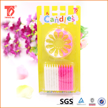 Hight quality happy birthday candle manufacturer