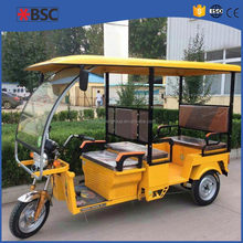 high quality china tricycle for passenger transportation