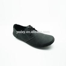 Moda y cómodo fácil del desgaste de corte bajo zapatos casuales de cuero para conducción y repuestos tiempo