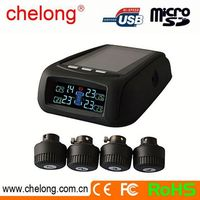 Manufacturer High Sensitive tyre pressure monitors tire pressure messure system