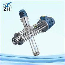 long service life continuous high shear homogenizer jhn110 lab mixer blender