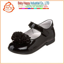 2012 Black Shoes Children
