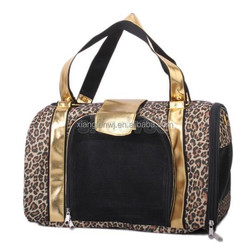 Dog Cat Carrier Bag Pet Rabbit Kennel Crate House Travel Shopping Handbag