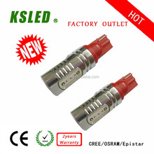 Reliable quality 25W 30W 40W 50W Car t10 auto led license plate lamp 12V/9-30V IP 67 Ba9s CE ROHS 2yearswarranty
