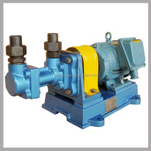 3G25x4 simple structure high pressure motor cargo ship pump boile fuel oil transfer pump triple screw pump horizontal
