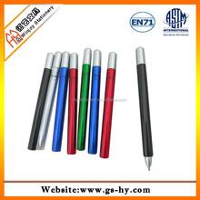 fashion colorful short promotional eco pen ballpen