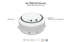 triac led dimmer 220v for all dimmable led light AC input and AC output