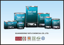 Metallic effect varnish for car spray paint --YATU clear coat