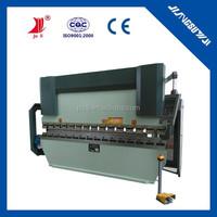 CNC electric-hydraulic synchronization press brake WE67K - 100T/3200 with DA56 CNC system