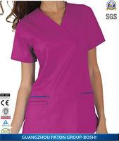Bulk Fashionable Nurse Uniform Designs ,Hospital Staff Medical Uniform Design NU-08