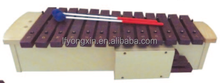 2015 Hot selling wholesale musical instrument percussion C2-A3 16-Key tone Soprano Xylophone