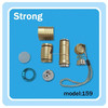 3W golden working for led rechargeable lights