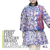 Women Soft Light Wear Down Suit With Fragrant 90/10 Goose Down Filling