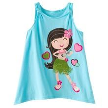 ที่มีคุณภาพสูงใหม่เด็กt- เสื้อเด็กสาวสาวเสื้อยืดแขนสั้นเสื้อยืดผ้าฝ้าย100%ในช่วงฤดูร้อนเด็กสวมใส่แบรนด์