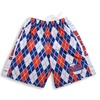 Custom design sublimated dry fit lacrosse shorts