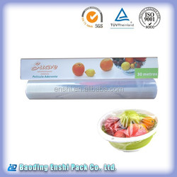 microwave use food grade cling wrap