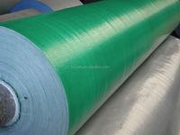 hot selling blue or green pe tarpaulin cargo cover