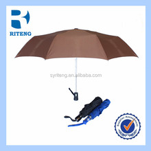 Auto Open Transparent Straight Umbrella LOGO Printing Cheap Umbrella