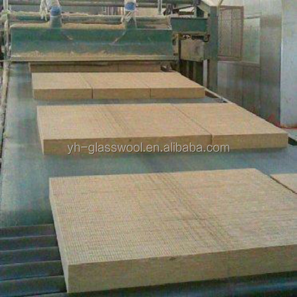 Heat insulation rock wool for building exterior wall and for Mineral wool wall insulation
