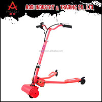 ESP01 tandem tricycle for adults standing 24V in AODI