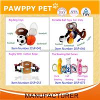 outdoor sport activities plush pet toy