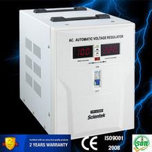 Hot Sell Automatic Voltage Stabilizer 3000va 1800w SCIENTEK