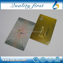 12 years experience factory chip id card