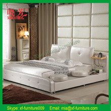 Newest Design Modern Style Wooden Material Bedroom Sets Furniture adult sized car bed