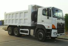 Hino heavy duty 50 ton dump truck