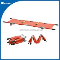 DDJ-4E Medical four folding emergency stretcher