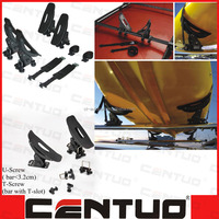 CT-5672 Roof kayak carrier, plastic surf rack, barato surfboard rack