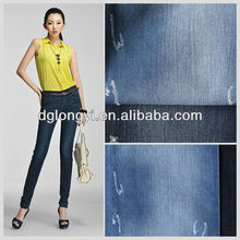 newest products of 2012 denim fabric
