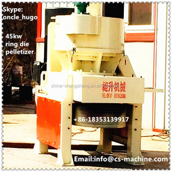 CS 2015 CE hot sale compact pellet mill for wood