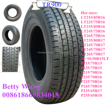 Shandong New Passenger Car tyres ,SUV HT Tires EU Certificates Hot sale TRANSKING Brand