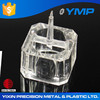 Clear PP injection mold plastic injection molding decorated parts