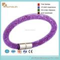 [ Nafulin ] mexicaine mode costume bijoux stardust bracelet 2015 nouveaux produits fermoir magnétique mesh wrap bracelet