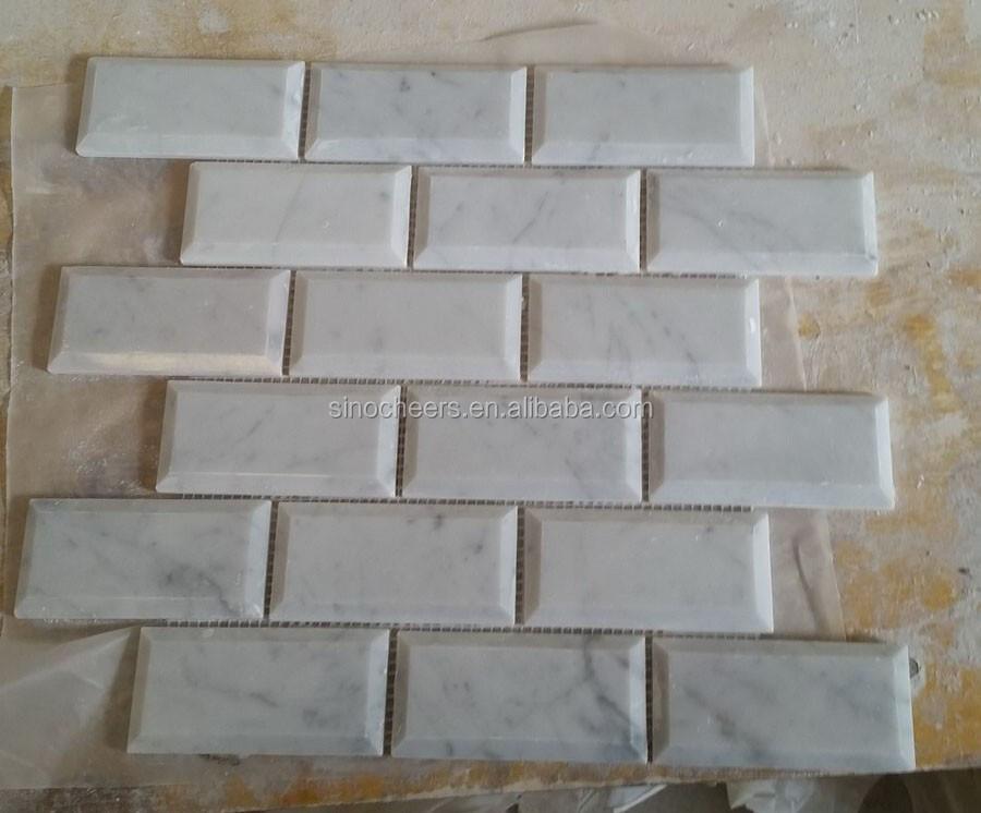 carrara venato marbre poli 3 x 6 m tro parole et carrelage mural mosa que id du produit. Black Bedroom Furniture Sets. Home Design Ideas
