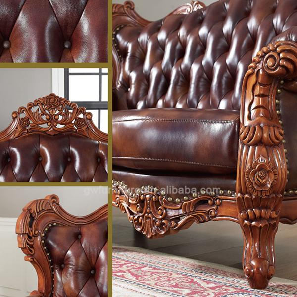 indien de canap s en cuir v ritable canap classique en. Black Bedroom Furniture Sets. Home Design Ideas
