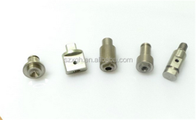 2015 hot sale chrome rivets/stainless steel cnc turning rivets
