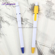 Novelty design the cheapest manufacturer plastic ball point pens