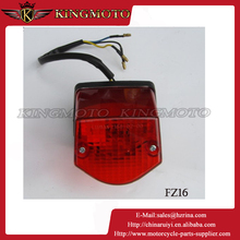 KCM311 Motorcycle Clear LED Tail Light with LED Turn Signals SEQUENTIAL Integrated For Yamaha 2009 2010 2011 2012 2013 YZF R1