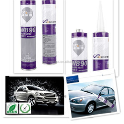 Clear glass silicone sealant for car windshield glass from China supplier