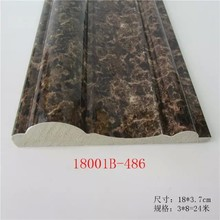Wholesale Bulk 18X3.7 Size Marbling Pattern Home Ceiling Decorative Extended Polystyrene Construction Moulding