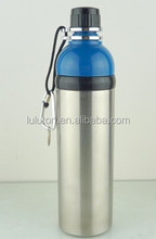 New fashion trade assurance dog water bottle, 304ss pets bottle