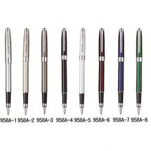 Latest Hot Sale Custom personalized ink pens as gift roller pens for promotion 958A