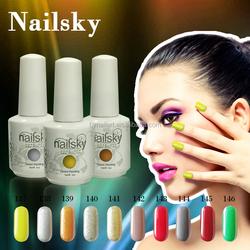 free sample professional nails uv gel 30days wear Minutes off UV LED Color Gel 15ml