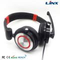 Personalizado moda auriculares y auriculares con micrófono. para