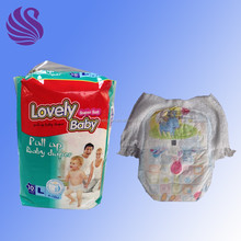 Premium quality baby pull up diapers, baby diaper pants , baby pull up