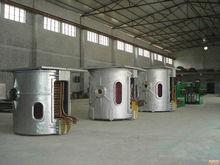 BEST PRICE 150KW/250KG Bronze induction melting furnace Induction Melting Furnace: Low Power Consumption Type!