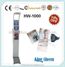 height and weight BMI scale manufacture hot sale,China famous factory